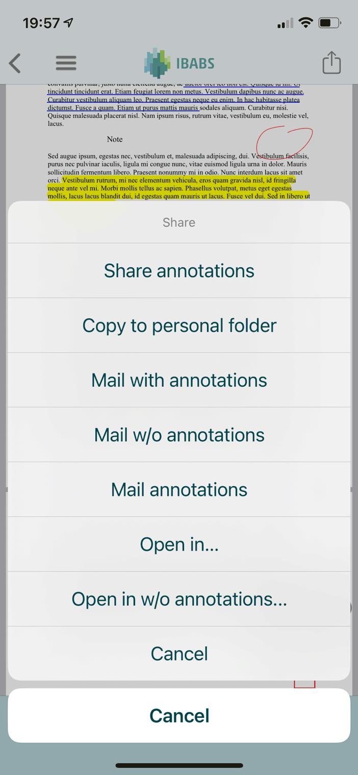 Distribuite i dossier nel giro di pochi secondi, invece che in giorni.