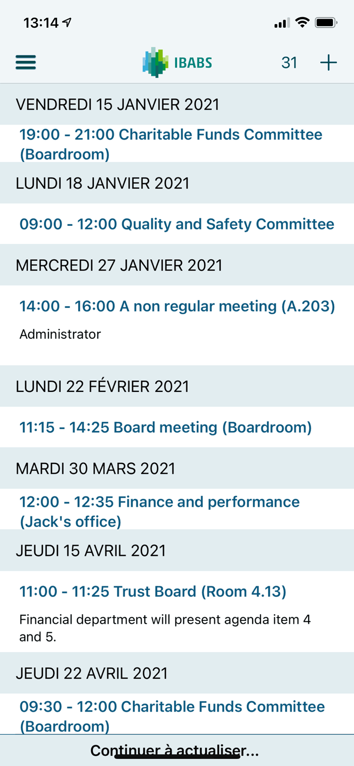 Ne passez plus des heures à préparer les réunions