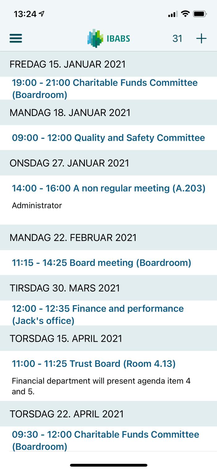 Spar timer på forberedelsene til møtene