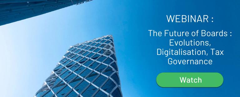 Future of boards – Webinar